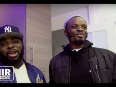 O Red & Brizz Rawsteen at URL's Smack Vol. 1 Battle rap Private Event.