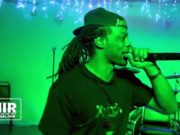 "QUE BUTTA, (RBG) ""RED, BLACK & GREEN"" PERFORMANCE"